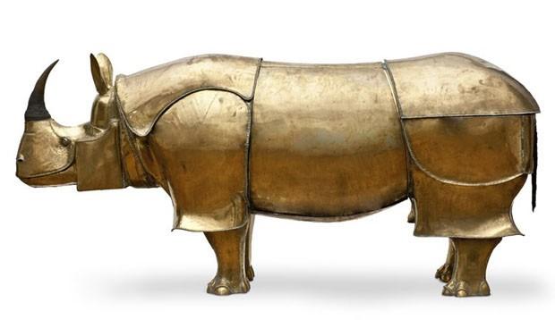 Artista francês cria móveis funcionais com formatos de animais incríveis (Foto: Divulgação)