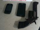 Adolescentes são apreendidos após assalto com revólver falso em MG