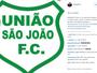 Roberto Carlos diz que participará de projeto para reerguer União São João