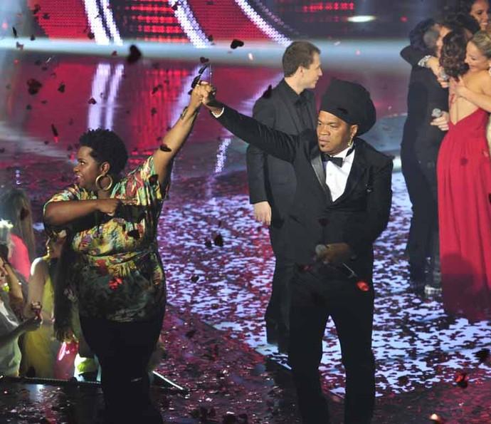 Como não lembrar do grande momento de Ellen Oléria? (Foto: Alex Carvalho/Globo)