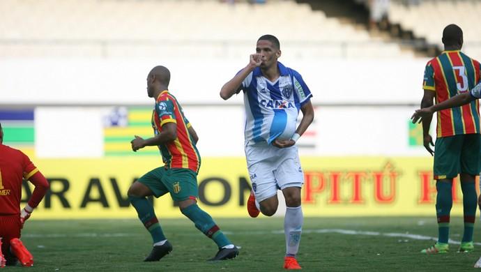 Rivaldinho deve ser mantido no ataque do Paysandu diante do Londrina (Foto: Akira Onuma/O Liberal)
