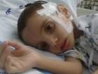 Especialistas avaliam menino com doença rara internado no Paraná
