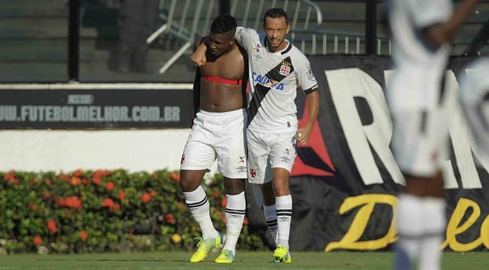 Thalles Vasco x Botafogo (Foto: Agência Estado)