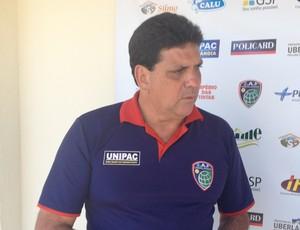 Luiz Eduardo CAP Uberlândia  (Foto: Gullit Pacielle)