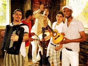 Quinteto Dona Zaíra realiza apresentação em homenagem a Luiz Gonzaga no Sesc Campinas (Foto: Divulgação / Dona Zaíra)