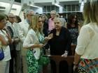 Família e amigos vão a missa de 7º dia de Rafael Soares, filho de Jô Soares