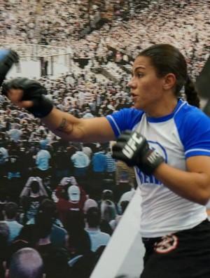 Jéssica Andrade MMA UFC (Foto: Reprodução/Facebook)