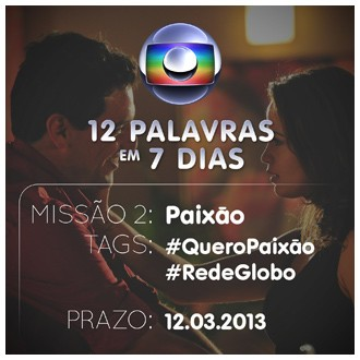 Encontrar o amor da sua vida? #QueroPaixão (Foto: Rede Globo)