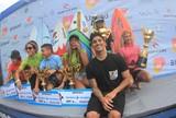 Com Gabriel Medina na areia, Circuito Medina tem os campeões definidos