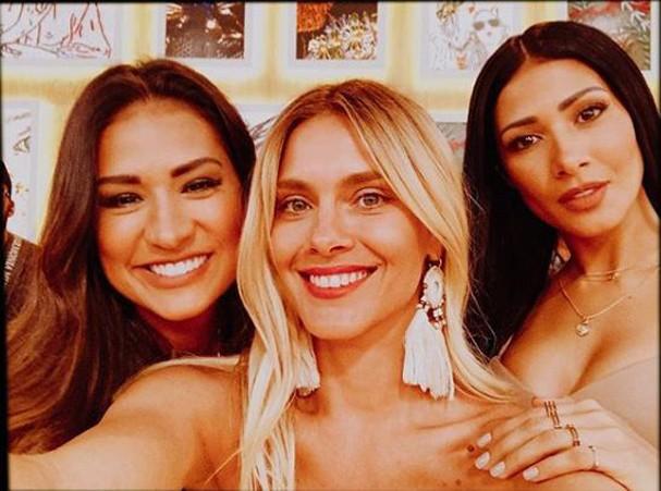 Carolina Dieckmann, Simone e Simaria (Foto: Reprodução/Instagram)