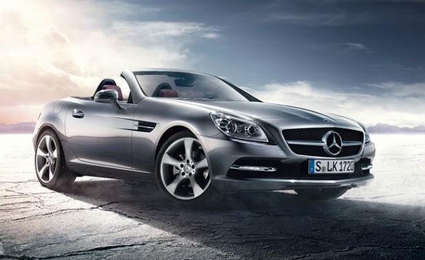 Mercedes-Benz SLK (Foto: Divulgação)