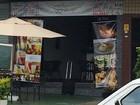 Mala deixada em frente a loja na Asa Norte mobiliza esquadrão antibomba