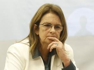 Graça Foster (Foto: Dida Sampaio/Estadão Conteúdo)