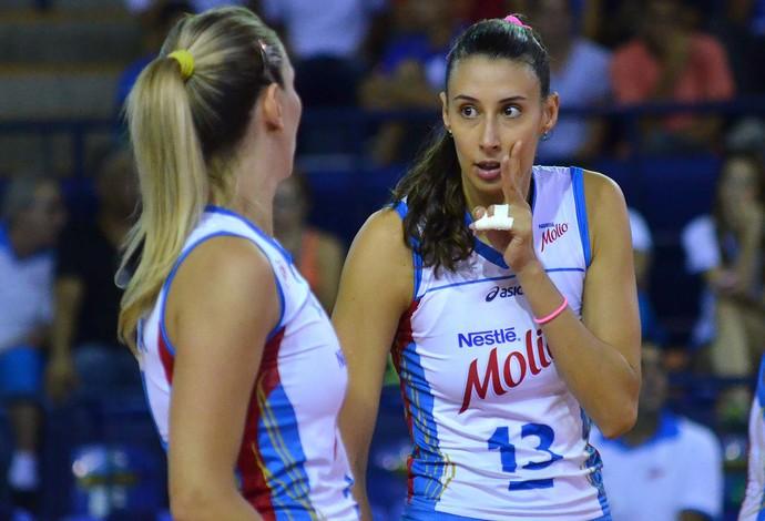 Superliga Pinheiros x Molico (Foto: João Pires / Divulgação)
