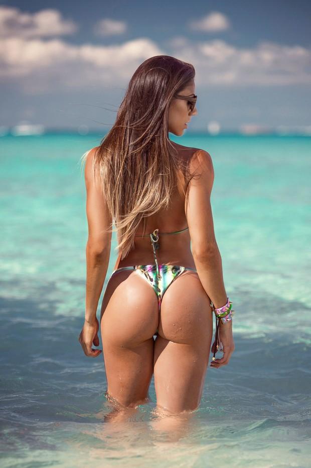 Carol Saraiva (Foto: MF Models Assessoria/Divulgação)