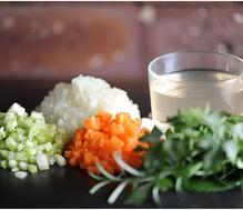 Caldo de legumes é um curinga no preparo de alimentos (Foto: divulgação)