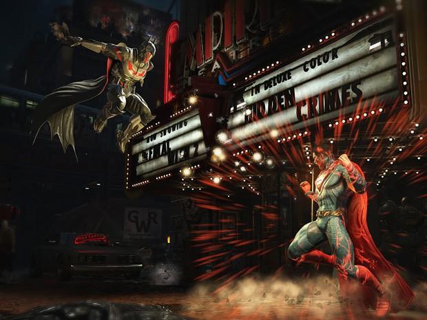 Batman e Superman quebram o pau em luta de 'Injustice 2' (Foto: Divulgação/WB Games)