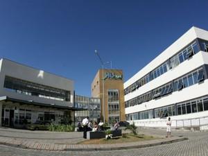hospital universitário UFJF (Foto: Ebserh/Divulgação )