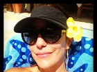 Antes de apresentação no réveillon, Ivete Sangalo vai a praia