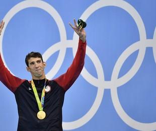 Michael Phelps | AP
