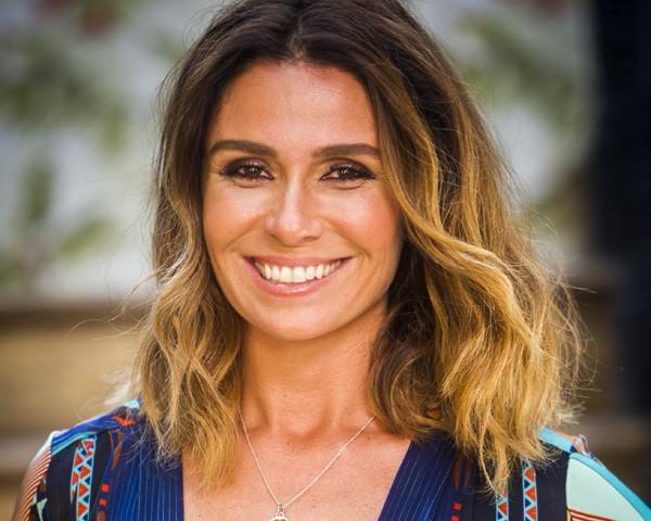 Sou uma educadora, diz Giovanna Antonelli sobre criação dos filhos (Foto: Divulgação/TVGlobo)