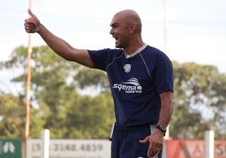 Flávio Campos, técnico do Lajeadense (Foto: Divulgação/Lajeadense)