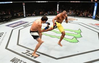 Barboza castiga perna de Melendez  e vence por pontos no UFC Chicago