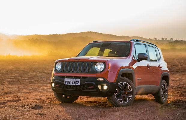 Jeep Renegade Trailhawk (Foto: Marcos Camargo)