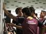 Lugano vê influência do árbitro, mas reconhece superioridade do Nacional