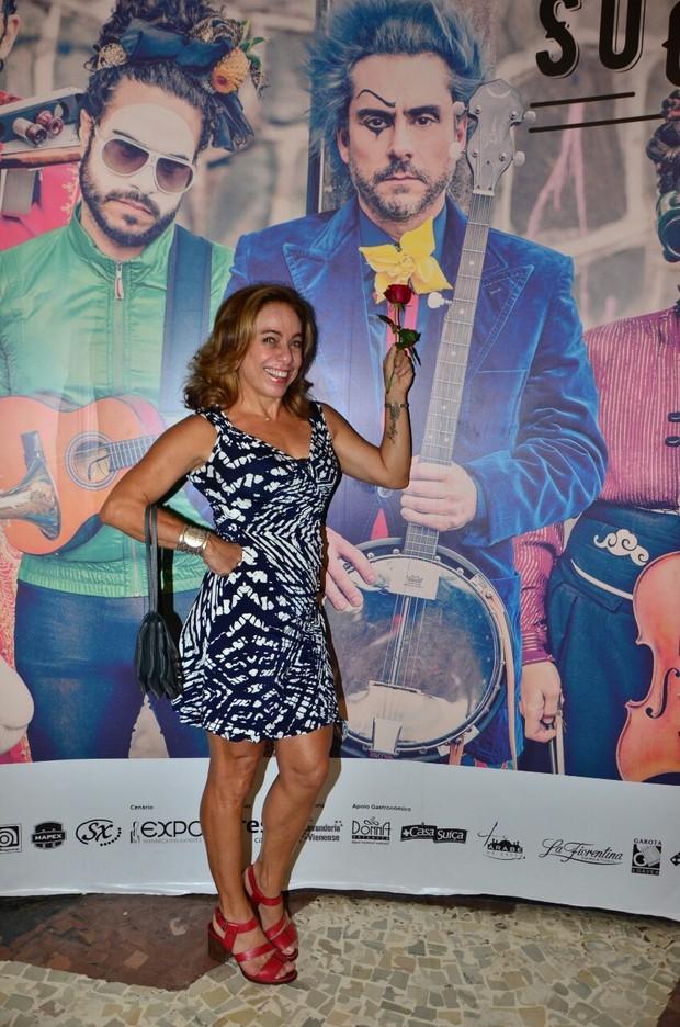 Cissa Guimarães (Foto: Webert Belicio/Agnews)