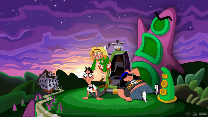 Day of the Tentacle Remaster (Foto: Divulgação/Double Fine)