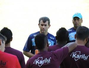 Claudio Tencati, técnico do Londrina (Foto: Divulgação/Site oficial do Londrina)