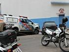 Viatura da PM colide com carro e deixa um ferido no Centro de Manaus