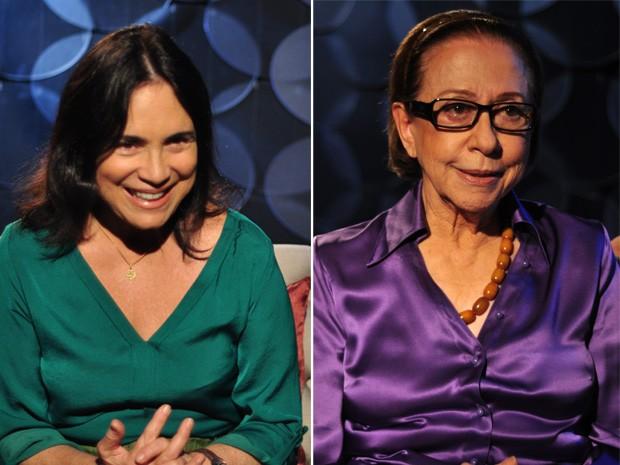Regina Duarte e Fernanda Montenegro so algumas das