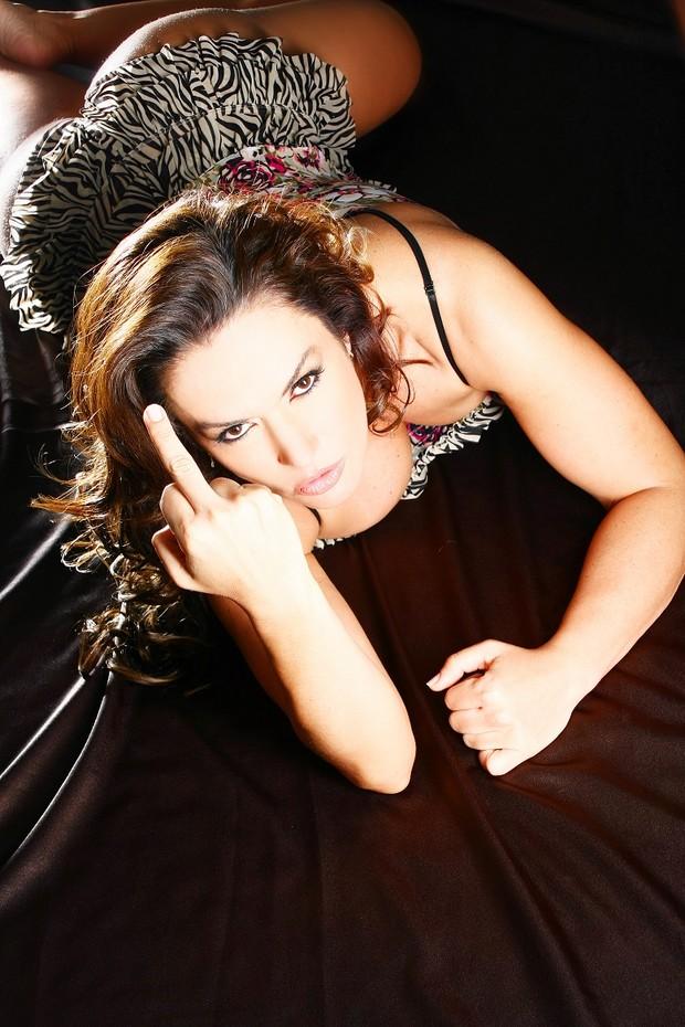 Núbia Olliver (Foto: Manoel Guimarães/R2assessoria)