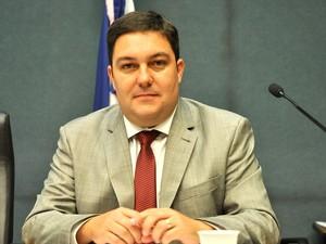 Bruno Lamas é pré-candidato no espírito santo (Foto: A Gazeta)