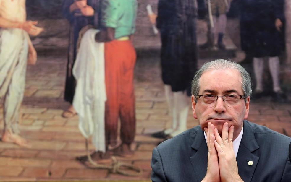 O ex-deputado Eduardo Cunha (Foto: Adriano Machado/Reuters)