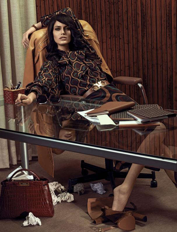 (Foto: Zee Nunes / Arquivo Vogue)