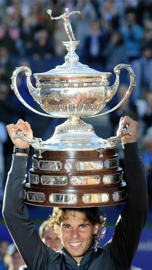 Nadal vence Ferrer em final caseira e garante o hepta do ATP de Barcelona