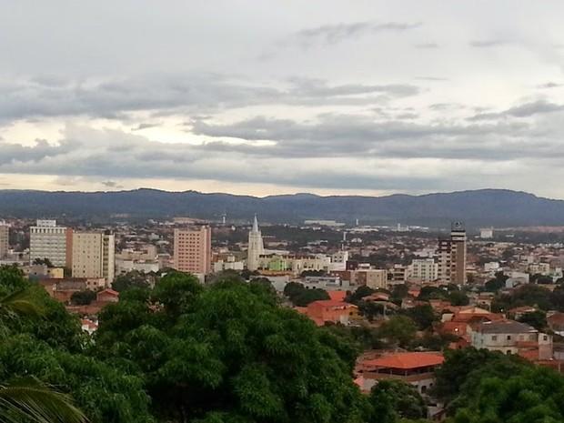 Tremor de 3,2 de magnitude foi sentido em toda cidade de Montes Claros, no Norte de Minas Gerais. (Foto: Nicole Melhado / G1)