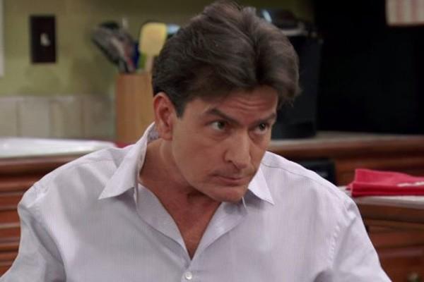 Charlie Sheen em Tratamento de Choque (Foto: Divulgação)