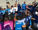 """Marquinhos chega ao terceiro acesso com o Avaí e diz: """"Parece o primeiro"""""""