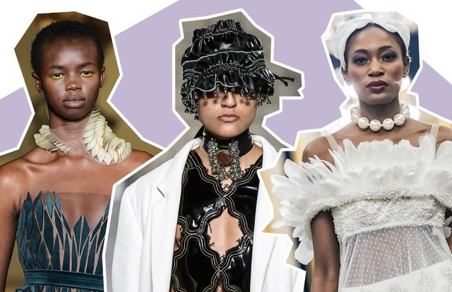 Acessórios da couture (Foto: IMAXtree)