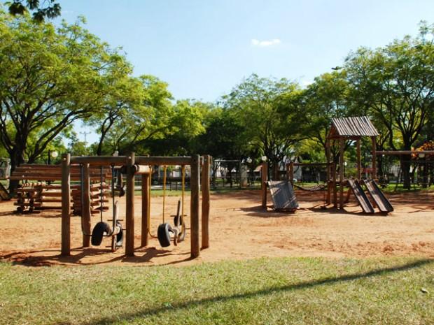 Maioria das atividades será realizada na Praça dos Pioneiros (Foto: Divulgação/Prefeitura de Paranavaí)