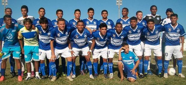 Parnahyba - Copa Piauí 2012 (Foto: Renneé C. Fontenele)