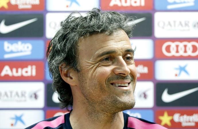 Luis Enrique Barcelona (Foto: Efe)