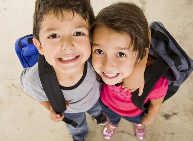 mochila_crianças (Foto: Shutterstock)