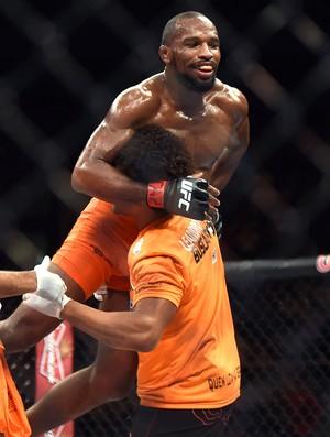 UFC Rio 6 - Leandro Buscapé x Drew Dober (Foto: André Durão)