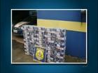 Bebida energética contrabandeada da Argentina é apreendida pela polícia