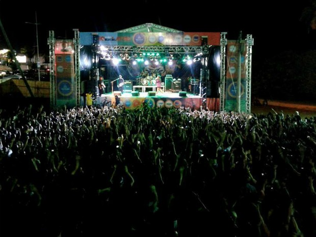 Plco do Rock 2017 será realizado na Praça Wilson Lins, bairro da Pituba (Foto: Reprodução/Site Oficial)